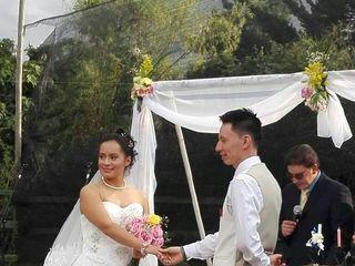 El matrimonio de Angie  y Diego  2