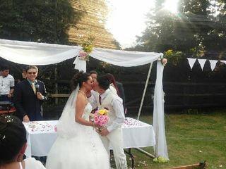 El matrimonio de Angie  y Diego  3