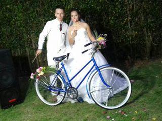 El matrimonio de Angie  y Diego