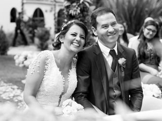 El matrimonio de Laura y Frank