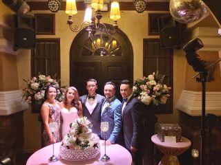 El matrimonio de Gustavo  y Tatiana  2