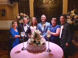 El matrimonio de Gustavo  y Tatiana  3