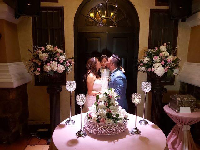 El matrimonio de Gustavo  y Tatiana