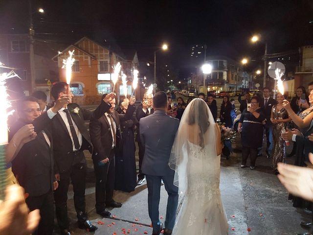 El matrimonio de Tatiana  y Gustavo  en Bogotá, Bogotá DC 7