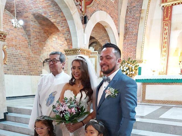 El matrimonio de Tatiana  y Gustavo  en Bogotá, Bogotá DC 9