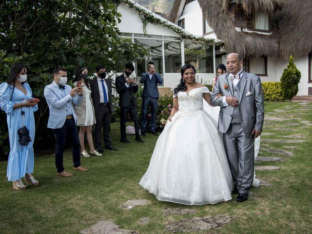 El matrimonio de Cristian y Katherin en Cota, Cundinamarca 5