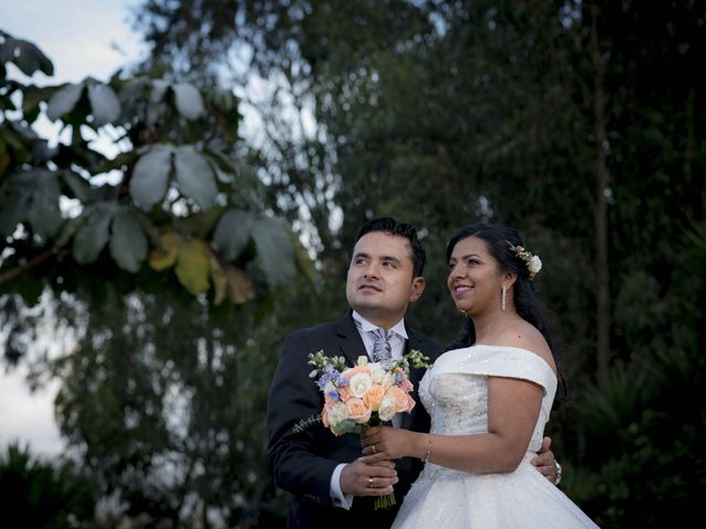 El matrimonio de Cristian y Katherin en Cota, Cundinamarca 11