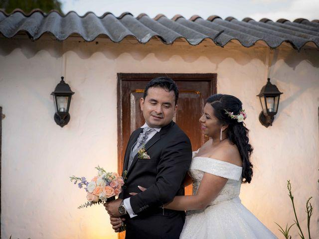 El matrimonio de Cristian y Katherin en Cota, Cundinamarca 14