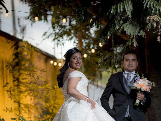 El matrimonio de Cristian y Katherin en Cota, Cundinamarca 1