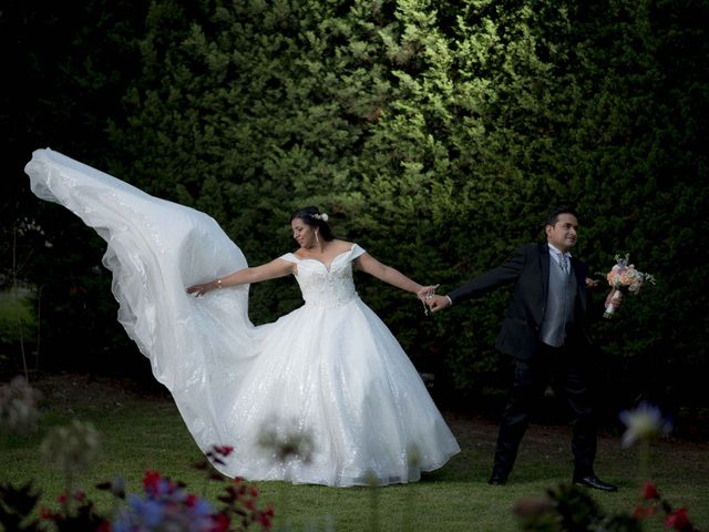 El matrimonio de Katherin y Cristian
