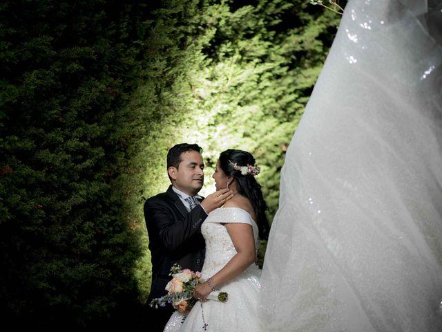 El matrimonio de Cristian y Katherin en Cota, Cundinamarca 2