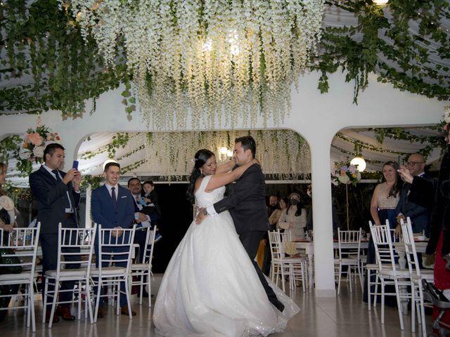 El matrimonio de Cristian y Katherin en Cota, Cundinamarca 18