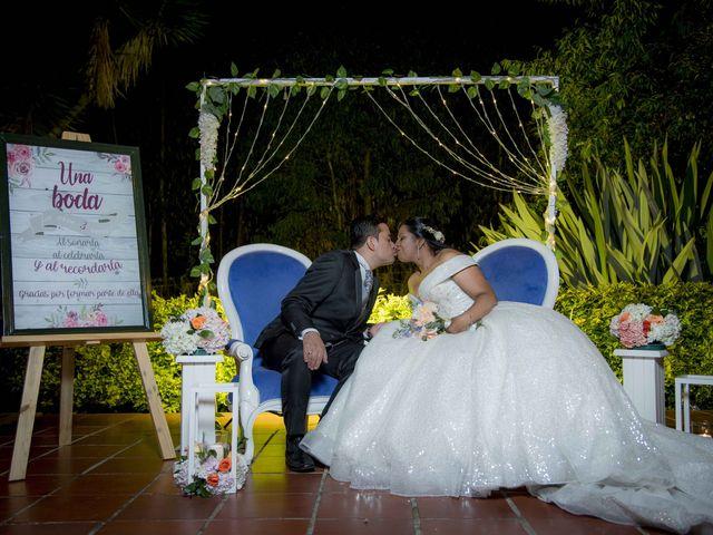 El matrimonio de Cristian y Katherin en Cota, Cundinamarca 23