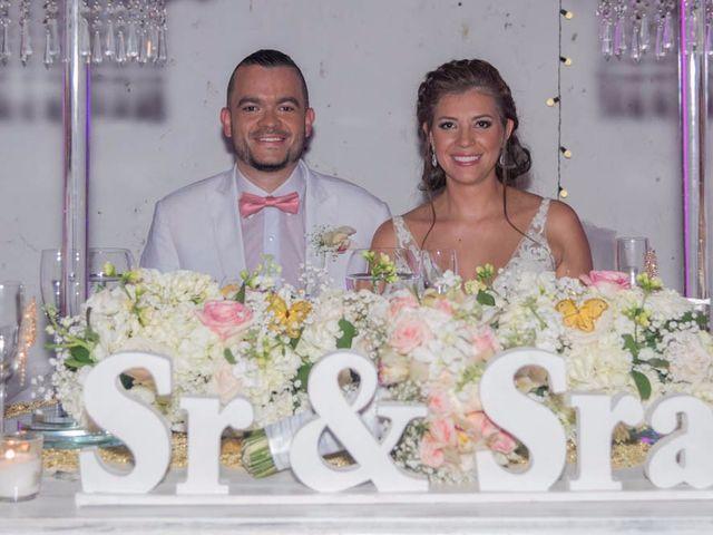 El matrimonio de Karolina y Andrés