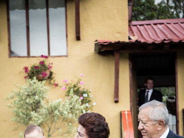 El matrimonio de Jose Daniel y Claudia en Subachoque, Cundinamarca 46