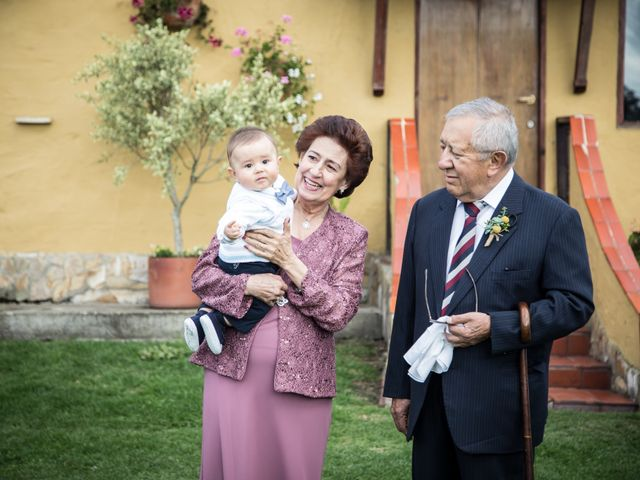 El matrimonio de Jose Daniel y Claudia en Subachoque, Cundinamarca 47