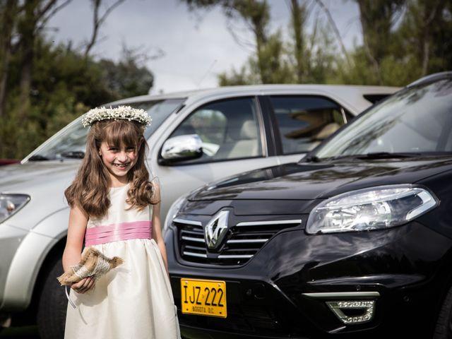 El matrimonio de Jose Daniel y Claudia en Subachoque, Cundinamarca 49