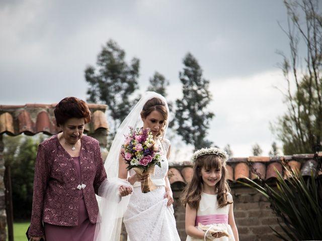 El matrimonio de Jose Daniel y Claudia en Subachoque, Cundinamarca 53