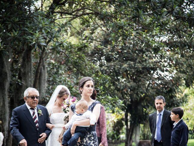 El matrimonio de Jose Daniel y Claudia en Subachoque, Cundinamarca 56