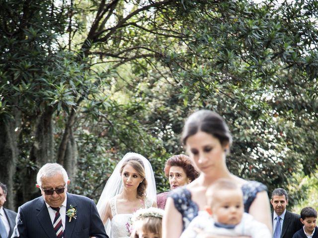 El matrimonio de Jose Daniel y Claudia en Subachoque, Cundinamarca 57