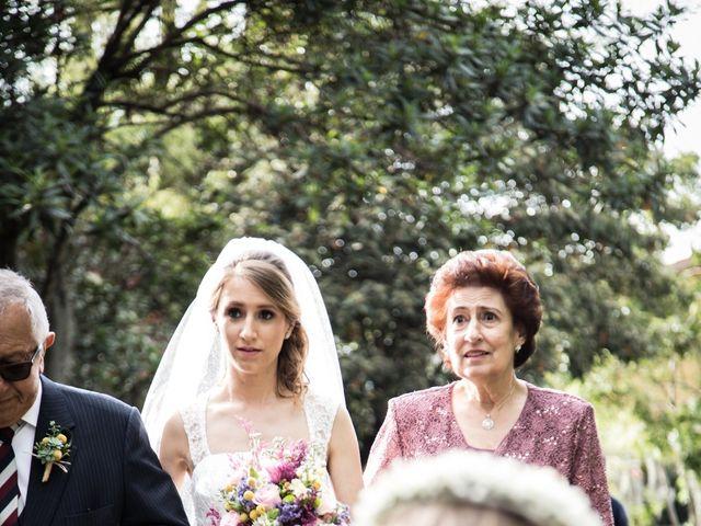 El matrimonio de Jose Daniel y Claudia en Subachoque, Cundinamarca 59