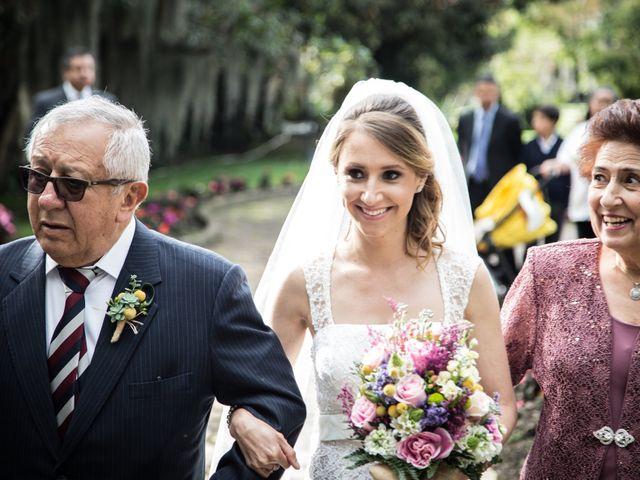 El matrimonio de Jose Daniel y Claudia en Subachoque, Cundinamarca 60