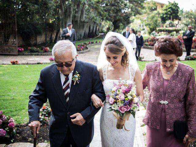 El matrimonio de Jose Daniel y Claudia en Subachoque, Cundinamarca 61