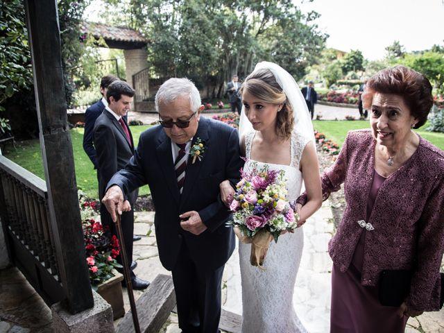 El matrimonio de Jose Daniel y Claudia en Subachoque, Cundinamarca 62