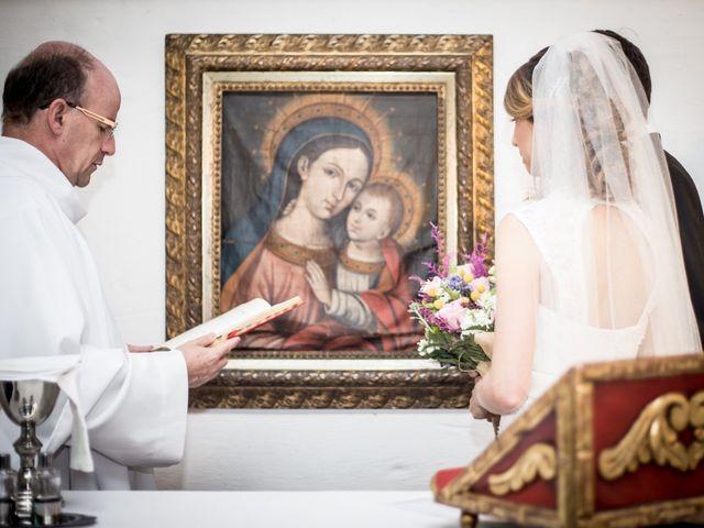 El matrimonio de Jose Daniel y Claudia en Subachoque, Cundinamarca 74
