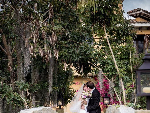 El matrimonio de Jose Daniel y Claudia en Subachoque, Cundinamarca 1