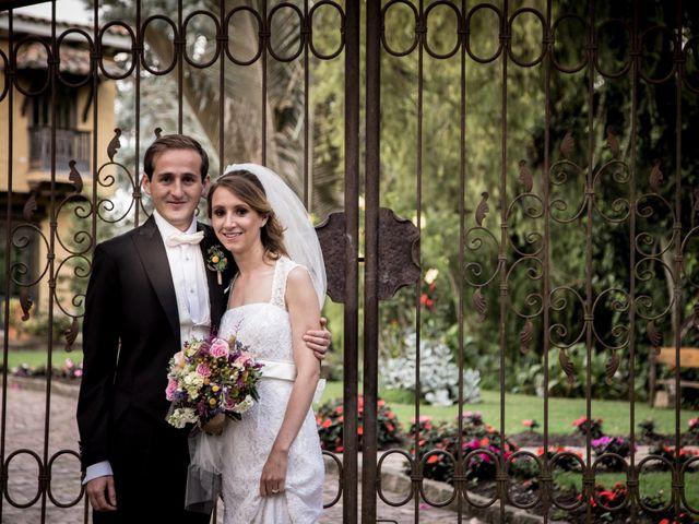 El matrimonio de Claudia y Jose Daniel