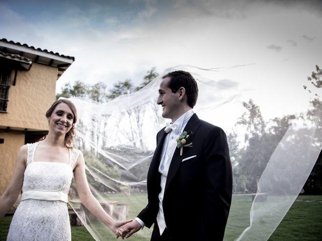 El matrimonio de Jose Daniel y Claudia en Subachoque, Cundinamarca 87