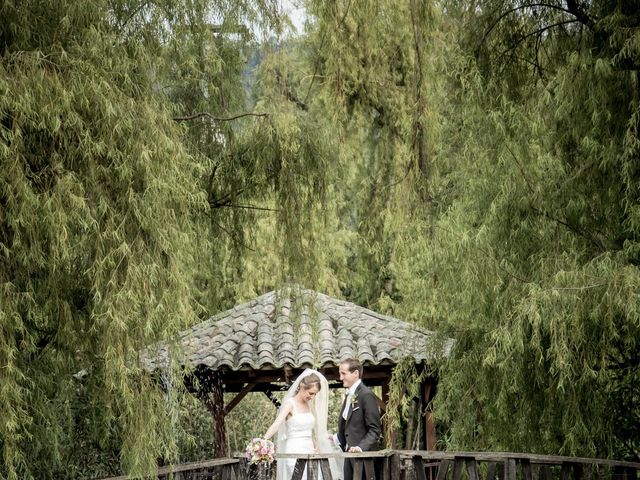 El matrimonio de Jose Daniel y Claudia en Subachoque, Cundinamarca 2