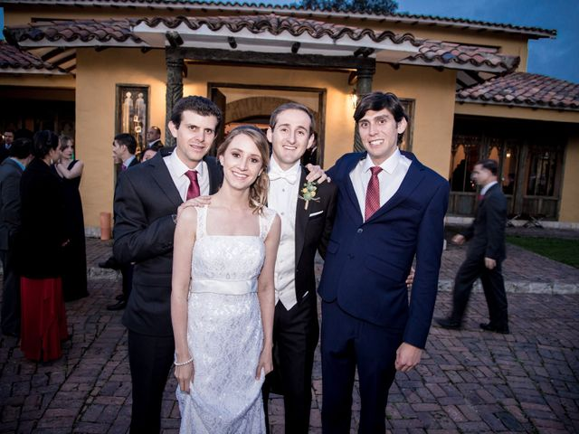 El matrimonio de Jose Daniel y Claudia en Subachoque, Cundinamarca 101