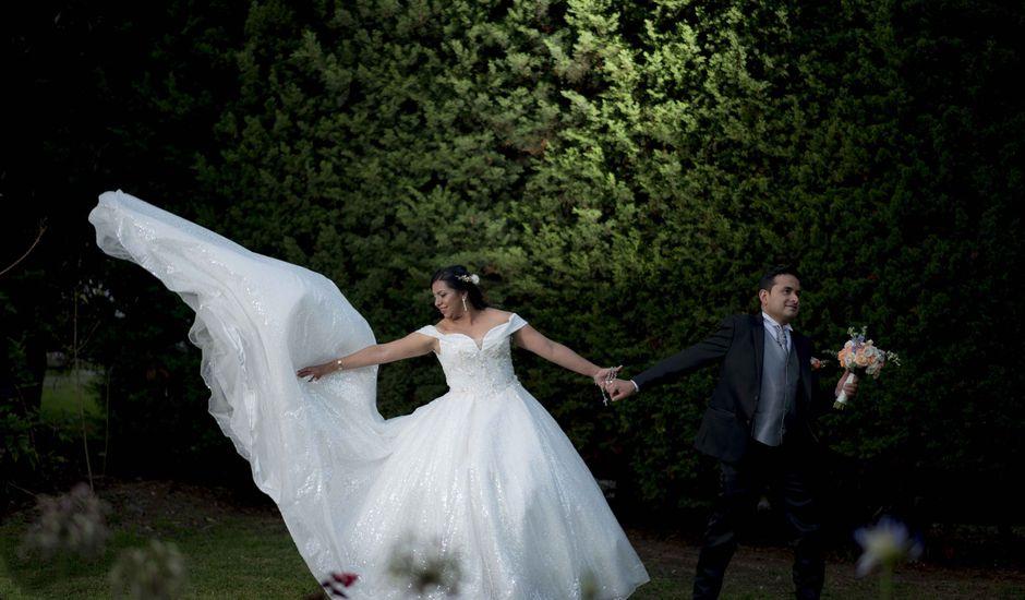 El matrimonio de Cristian y Katherin en Cota, Cundinamarca