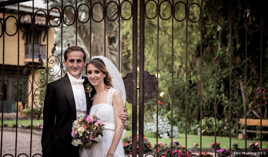 El matrimonio de Jose Daniel y Claudia en Subachoque, Cundinamarca