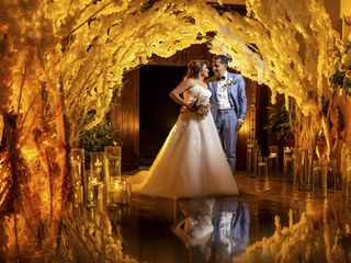 El matrimonio de Diego y Liliana