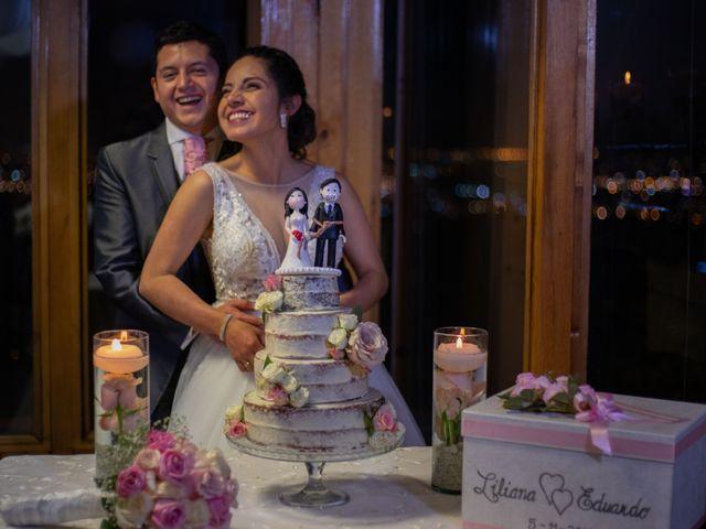 El matrimonio de Liliana y Eduardo