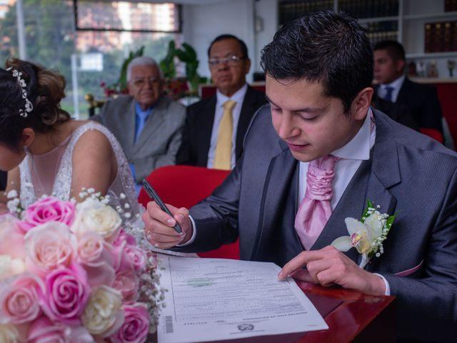 El matrimonio de Eduardo y Liliana en Bogotá, Bogotá DC 29