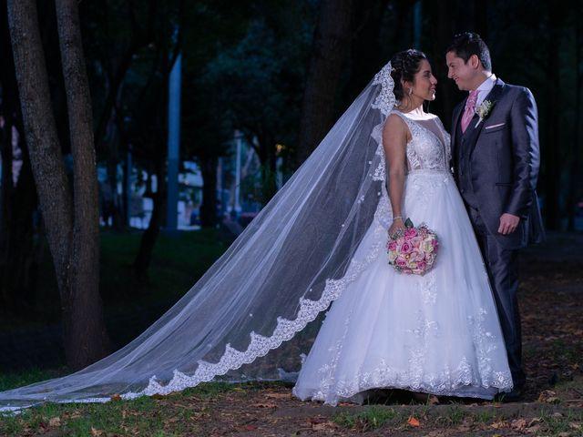 El matrimonio de Eduardo y Liliana en Bogotá, Bogotá DC 39