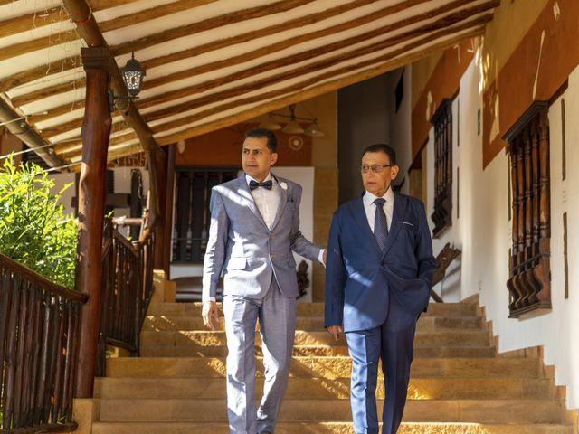 El matrimonio de Liliana y Diego en Barichara, Santander 10