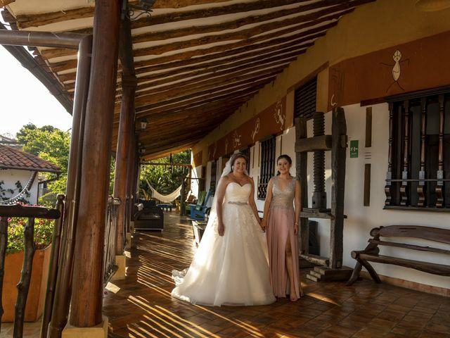 El matrimonio de Liliana y Diego en Barichara, Santander 11