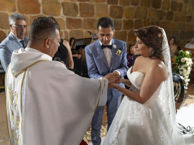 El matrimonio de Liliana y Diego en Barichara, Santander 13