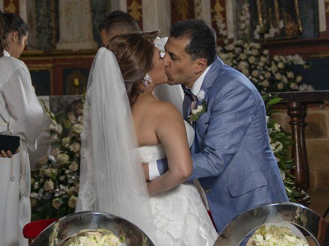 El matrimonio de Liliana y Diego en Barichara, Santander 14