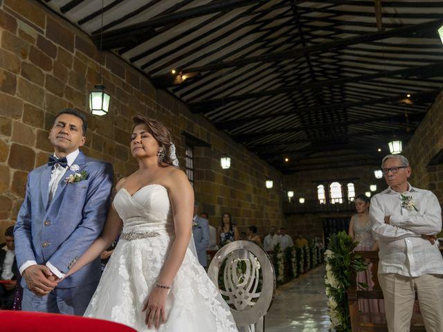 El matrimonio de Liliana y Diego en Barichara, Santander 15