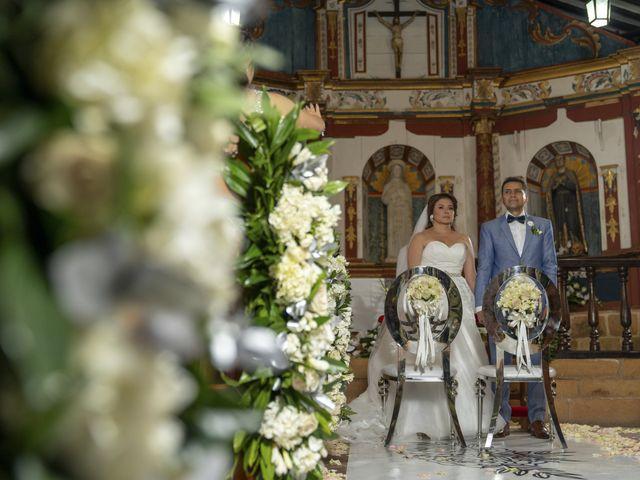 El matrimonio de Liliana y Diego en Barichara, Santander 16