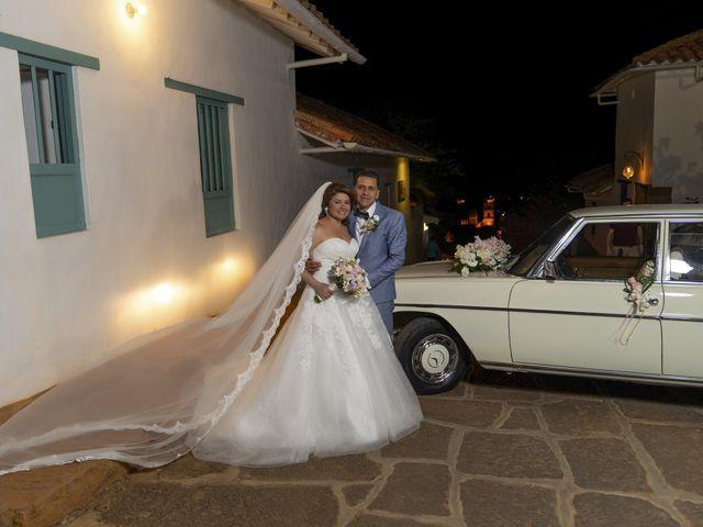 El matrimonio de Liliana y Diego en Barichara, Santander 20