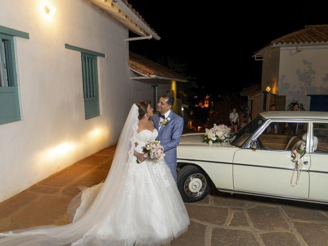 El matrimonio de Liliana y Diego en Barichara, Santander 21