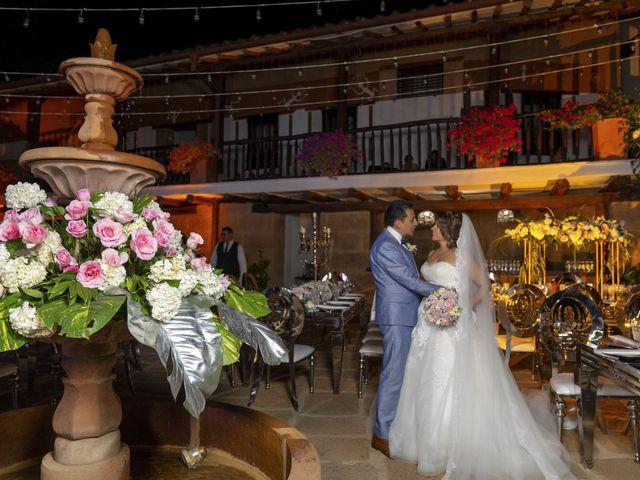 El matrimonio de Liliana y Diego en Barichara, Santander 22
