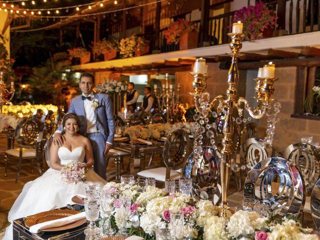 El matrimonio de Liliana y Diego en Barichara, Santander 23